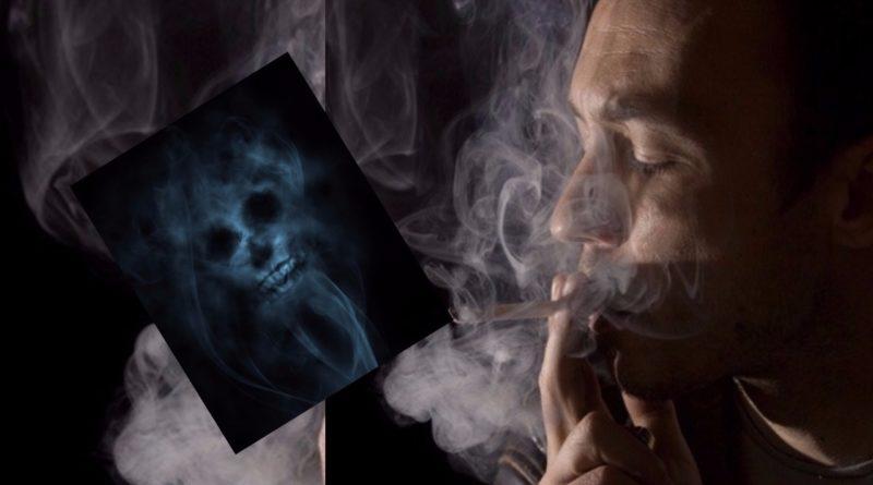 как избавиться от лярвы курения, никотиновая сущность