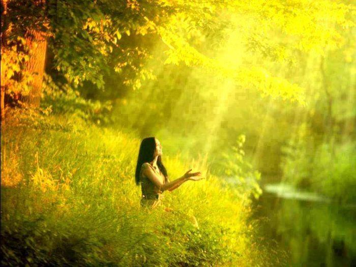 медитация очищения от негатива, восстановление биополя