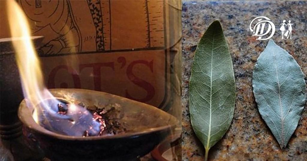 ритуал с лавровым листом