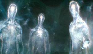 космические существа паразиты
