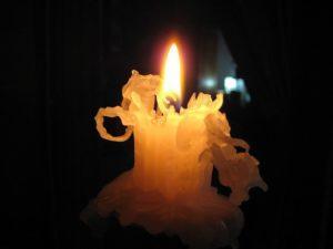 диагностика негатива свечой