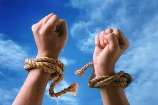 разорвать любовные привязки