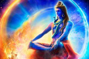 Канал космоэнергетики Шива, цвет канала, бог Шива