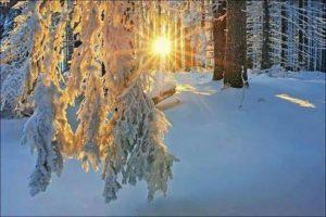 Зимнее солнцестояние в декабре, что нужно делать на солнцестояние
