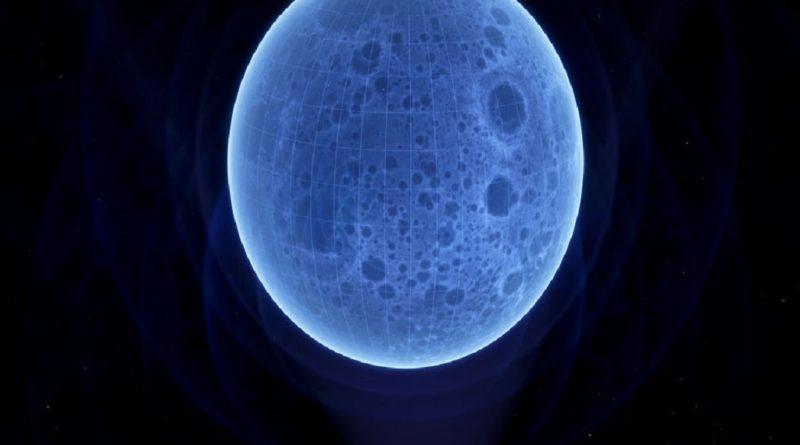 голубая луна 2018