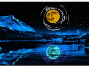 голубая луна 2018 года март
