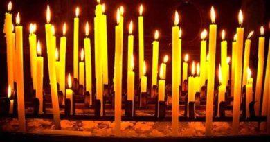ритуал исполняющий желание на 40 свечей