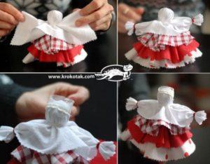 кукла масленица, как сделать самому