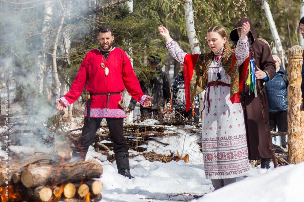 Комоедица, Красная Горка, праздник весеннего равноденствия смысл