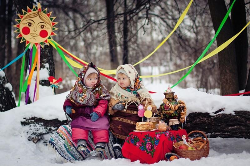 история праздника проводы зимы, встреча весны