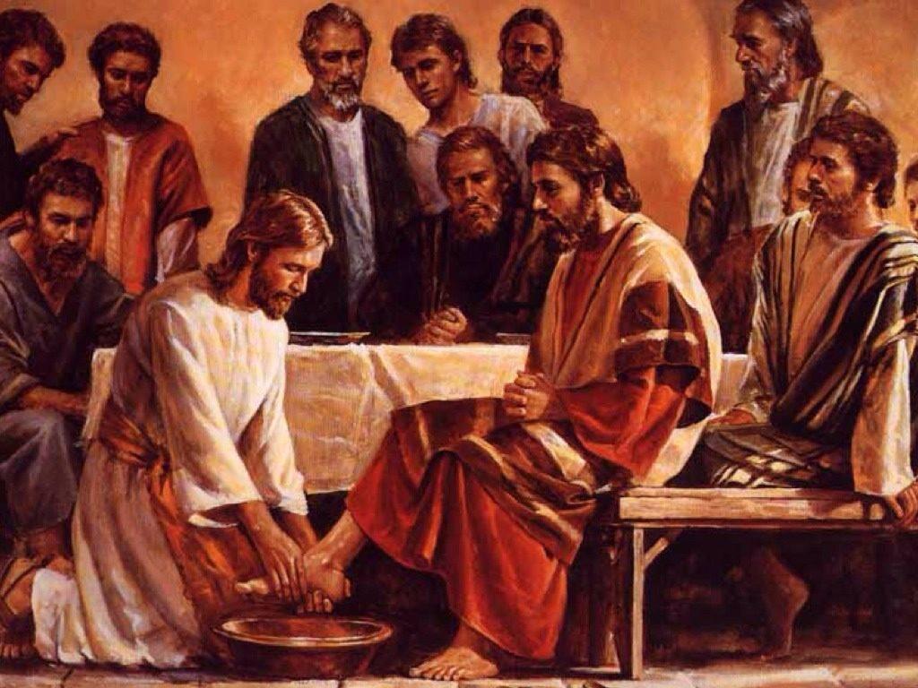 Великий чистый четверг ритуалы