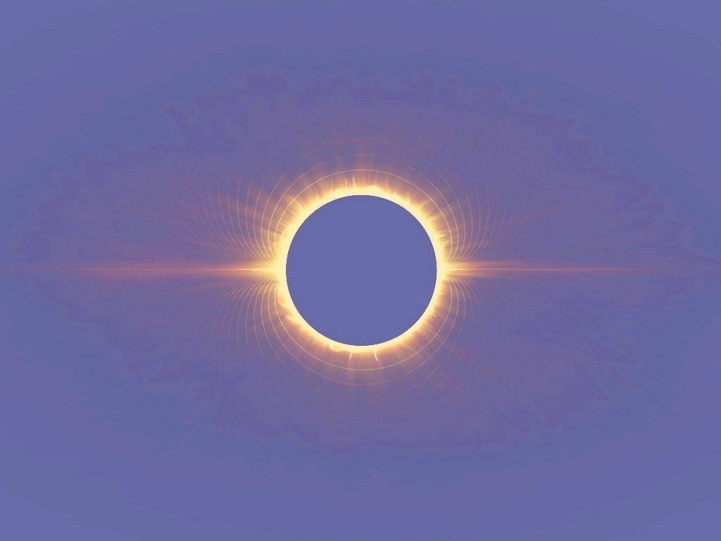 причуды летнего солнечного затмения