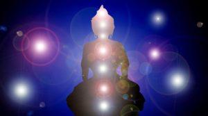 wallpaper, buddha, chakras